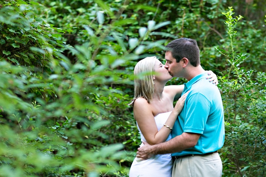 Read more about the article Duke Gardens Engagement Session | Lynn + Trevor
