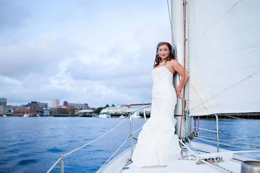 Read more about the article Wilmington NC Bridal Photographer | Tatiana