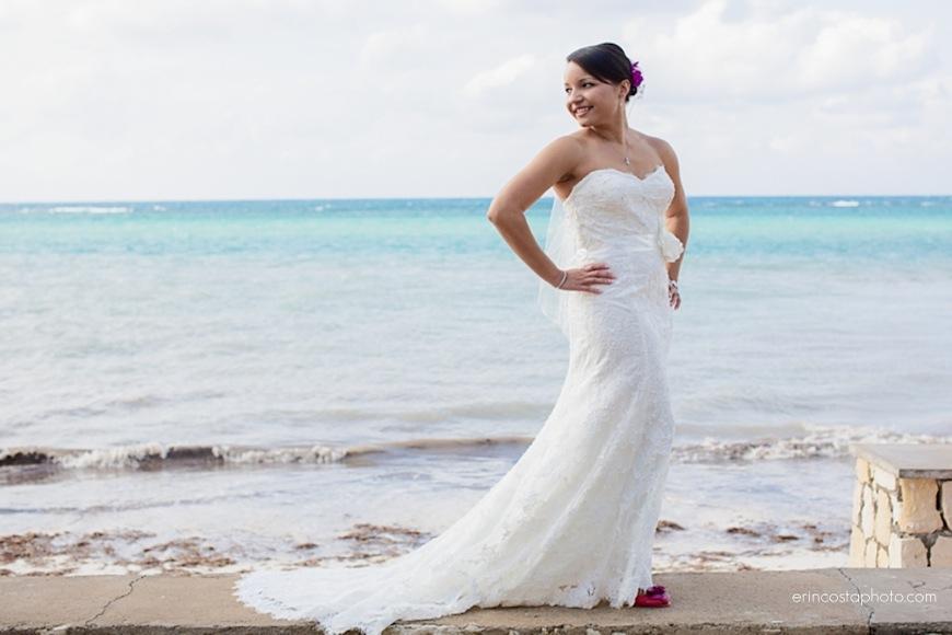 Jess & Zach Sneak Peek-Jamaica Destination Wedding