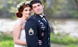 Wilmington NC Wedding Photographer | Military Style Shoot