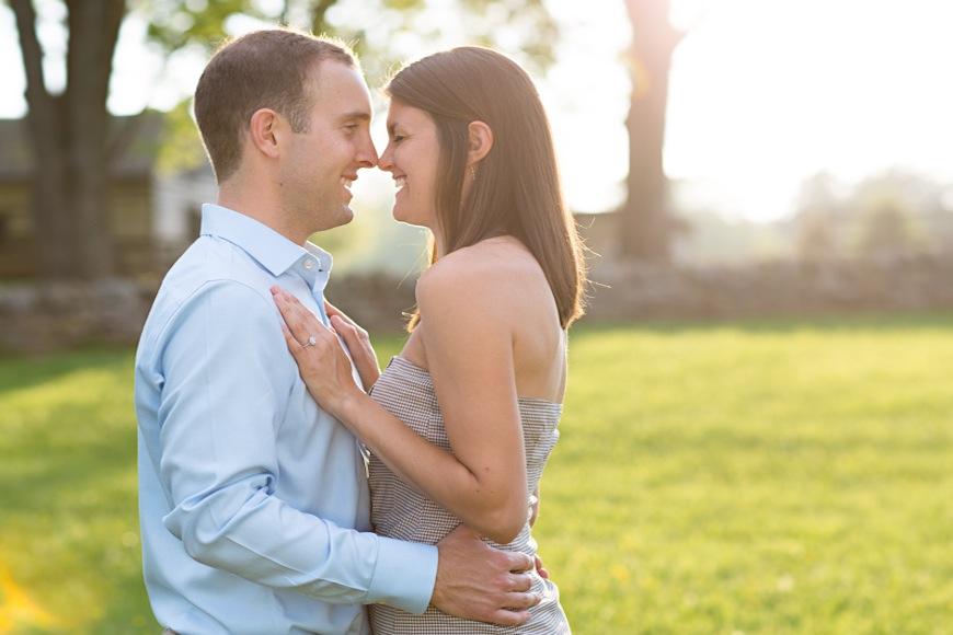 Read more about the article Joyner Park Engagement | Lindsey + Sam