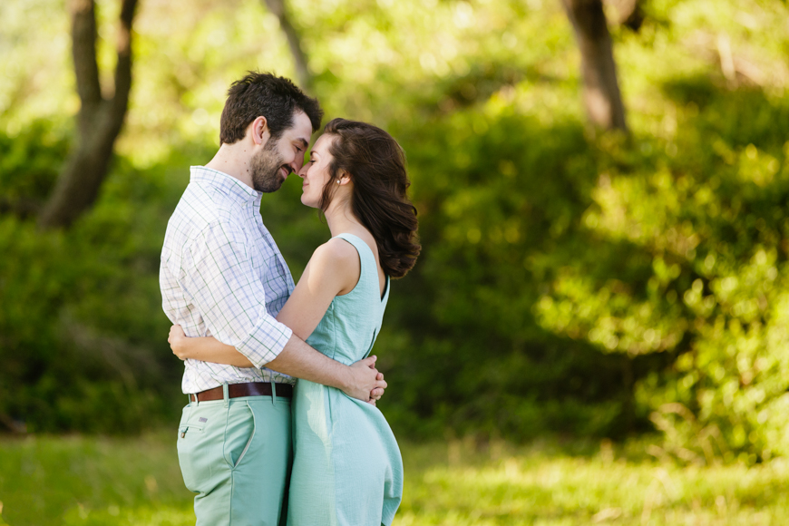 Read more about the article Fort Fisher Portrait Session | Jennifer & Austin