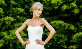 Oaks at Salem Bridal Session | Alison