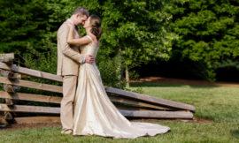 DIY Wedding in Greensboro | Erica & Lou
