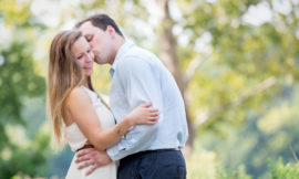 Georgetown Engagement Session | Amanda & Michael