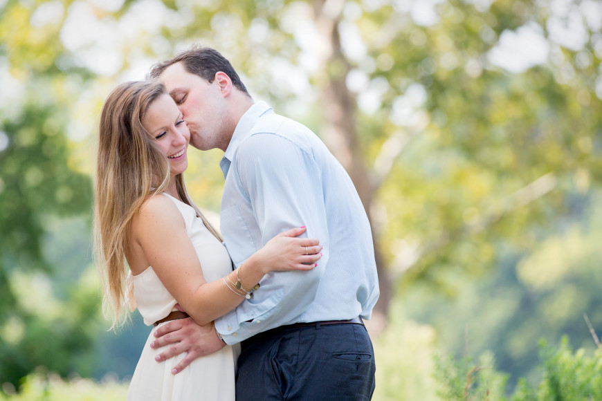 Read more about the article Georgetown Engagement Session | Amanda & Michael