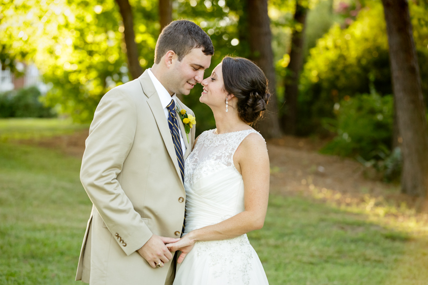 Read more about the article Carolina Trace Country Club Wedding | Nicole + Tyler