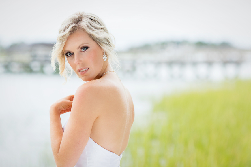 Read more about the article Wilmington NC Bridal Session | Kim