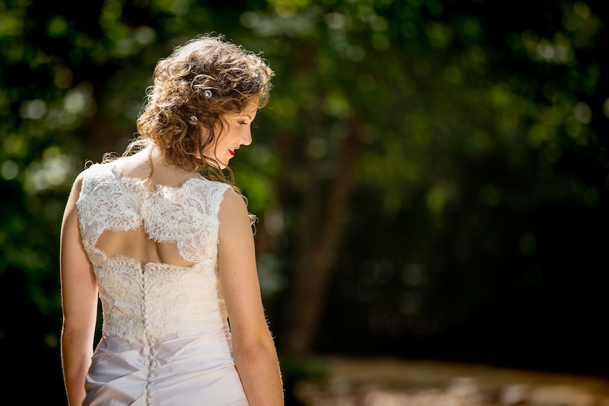 Read more about the article Yates Mill Bridal Session | Kelsey