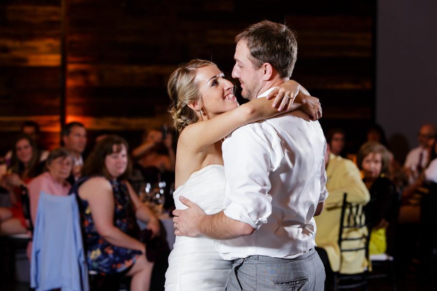 214 Martin Street Wedding | Barbara + Ryan