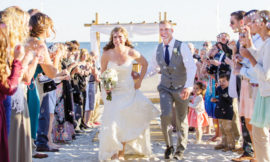 Ocean Isle Beach Wedding | Rose + Jonathan