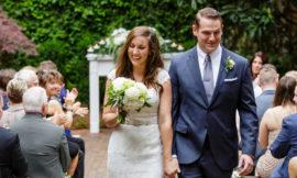 The Atrium by Ligon Flynn Wedding   Kristin + Jon