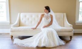 Bridal Session at The Oaks at Salem | Jaime