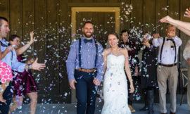 Fall Barn at Rock Creek Wedding   Molly + Tony
