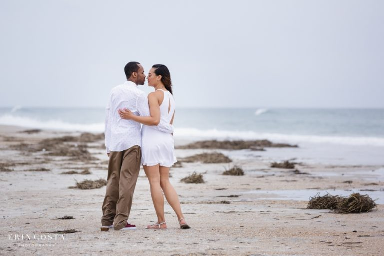 Read more about the article Wilmington Engagement Photos | Bianca + Tad