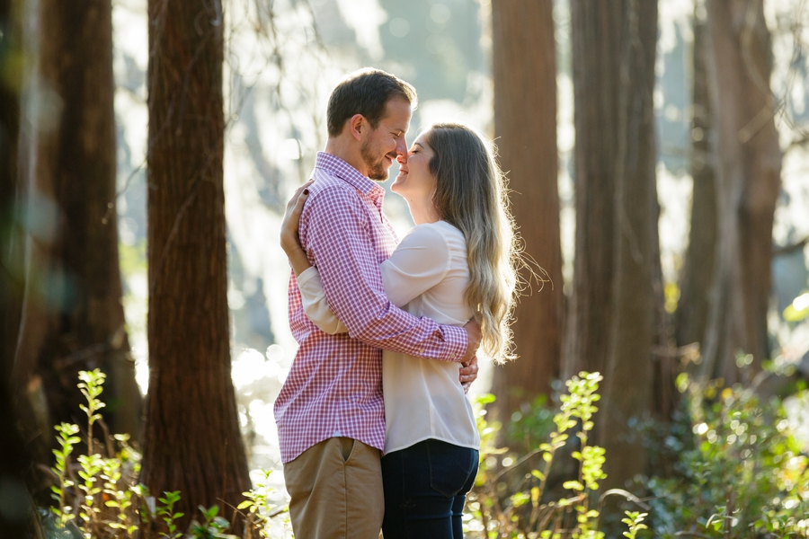 You are currently viewing Downtown Wilmington NC Engagement Photos | Heather + Garrett