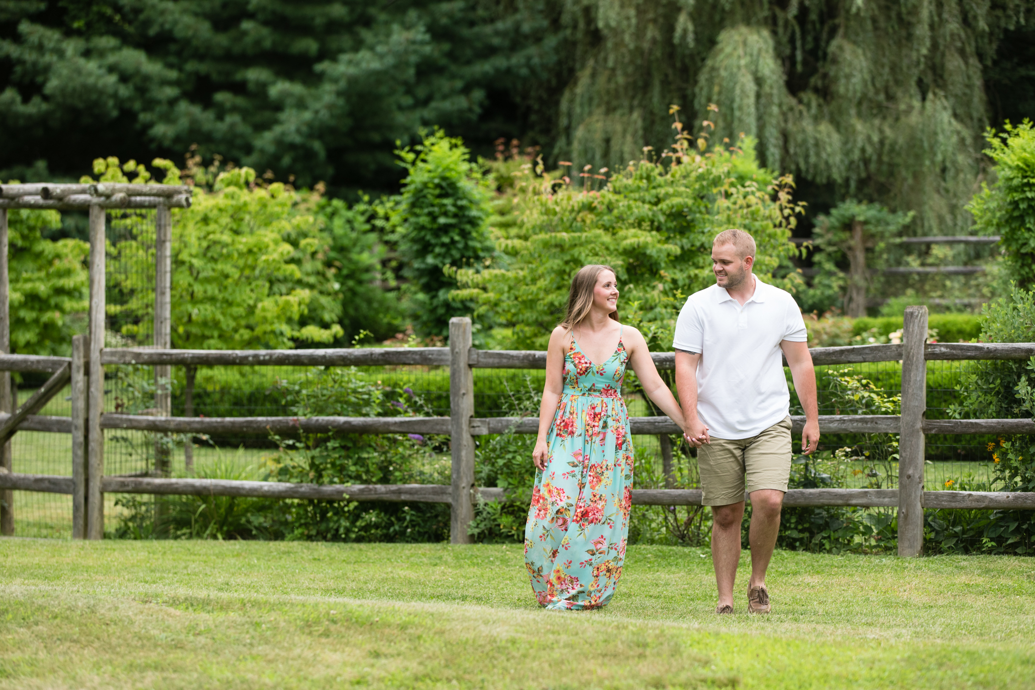 You are currently viewing West Point NY Engagement Session | Melissa & Roger