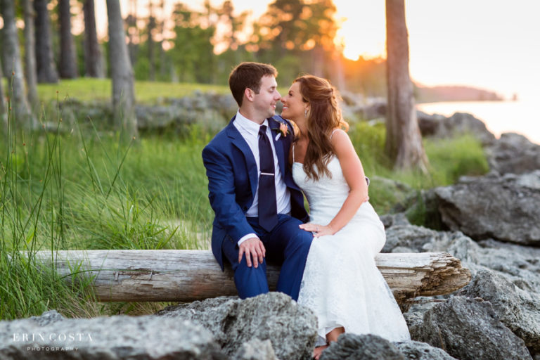 Read more about the article Neuse Breeze Weddings | Jennifer & Ryan