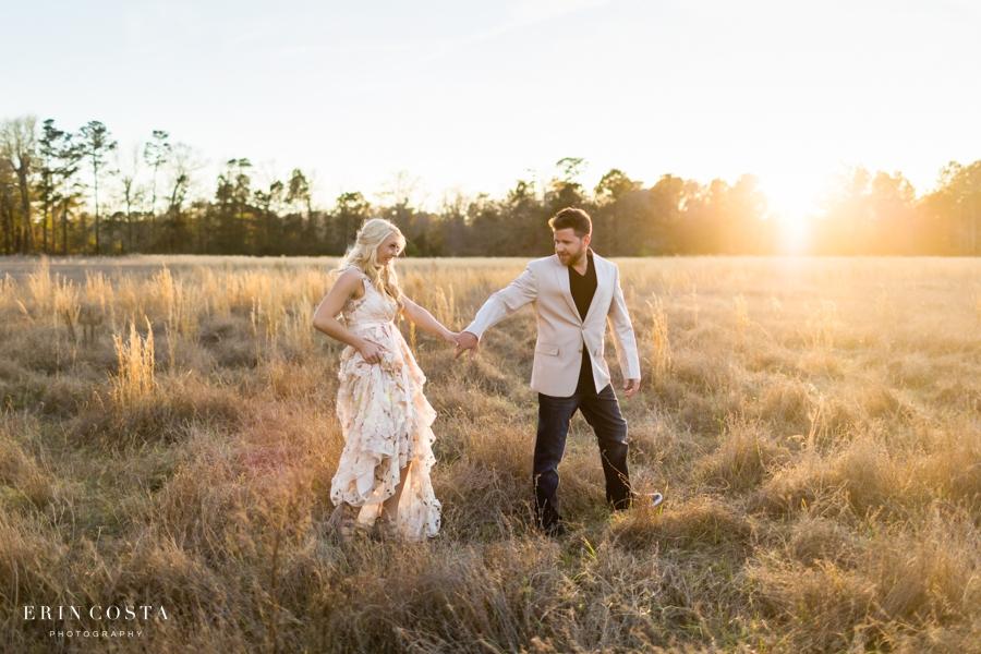 Wilmington NC Engagement Photos | Logan & Justin