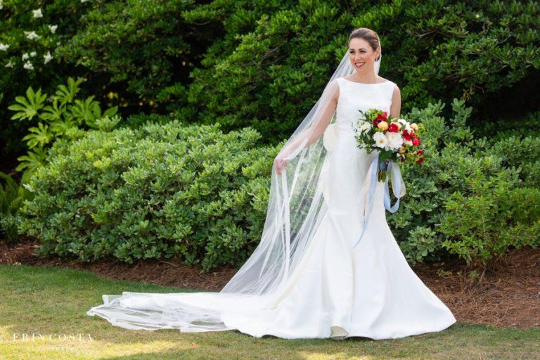 Figure Eight Island Bridal Photos | Liz