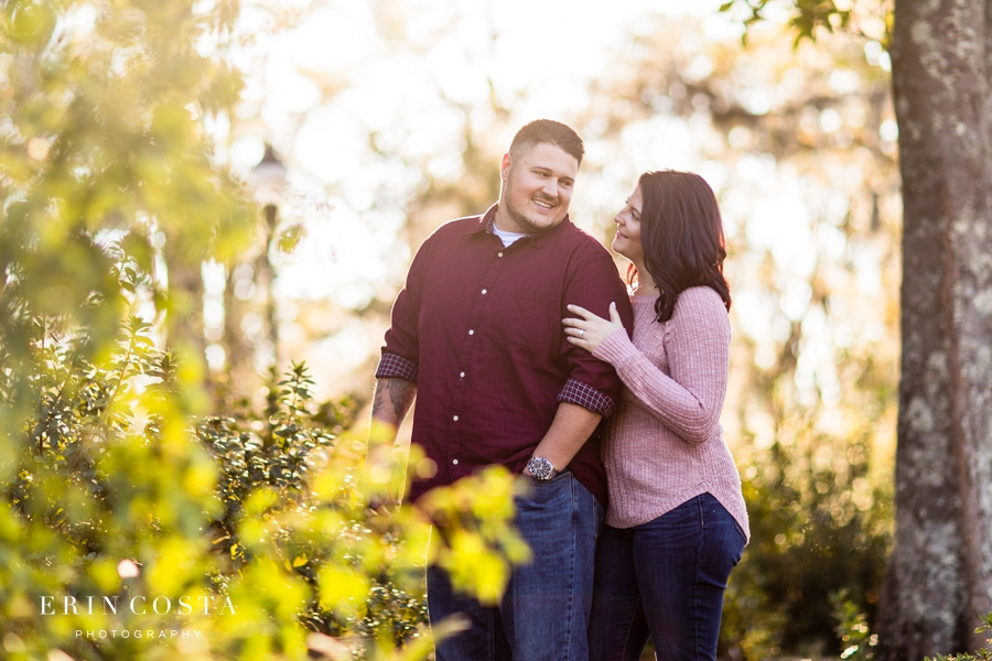Greenfield Lake Engagement Session   Meaghan & John