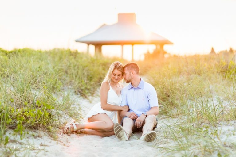 Read more about the article Wilmington NC Engagement | Claudia & Brandon