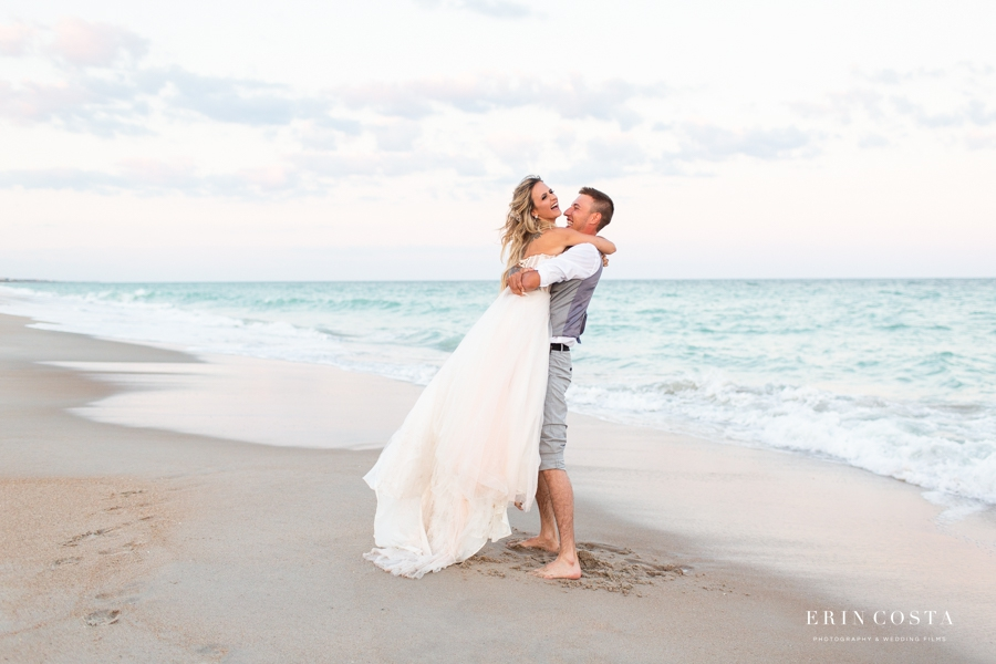 You are currently viewing Topsail Beach Wedding Photos | Nicole & Austin