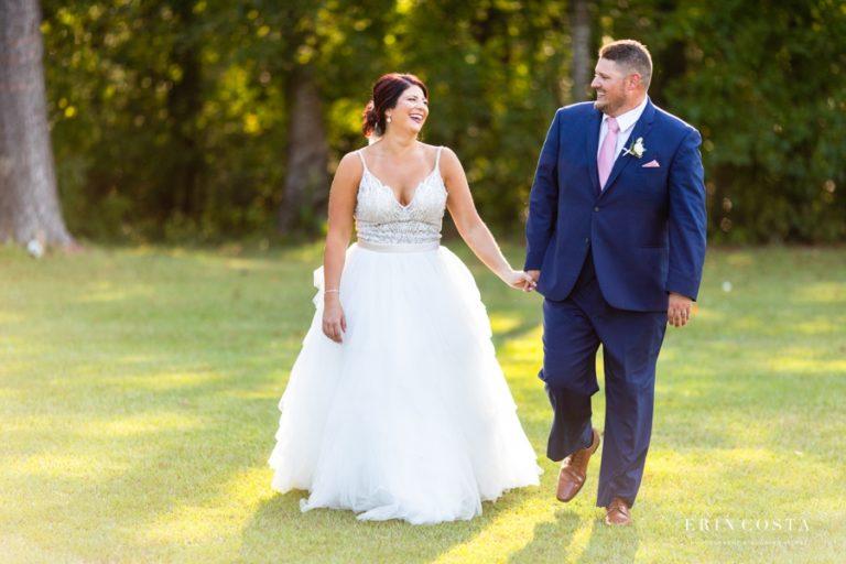 The Barn at Rock Creek Wedding Photos | Meaghan + John