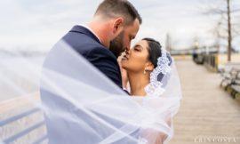 Embassy Suites Wilmington Weddings | Emely + Drew