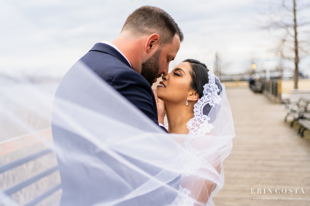 You are currently viewing Embassy Suites Wilmington Weddings | Emely + Drew